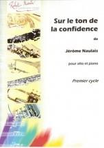 Naulais J. - Sur Le Ton De La Confidence
