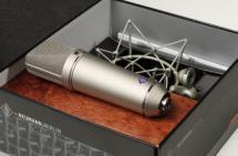 Neumann U87 Ai Studio Set Avec Suspension Silver