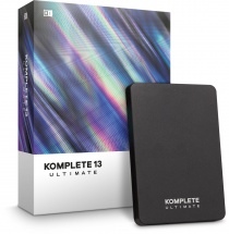 Native Instruments Komplete 13 Ultimate Upd