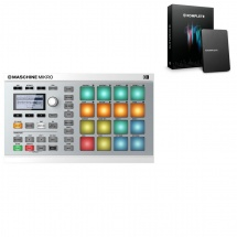 Native Instruments K11 Mise A Niveau K Select + Maschine Mikro Blanche