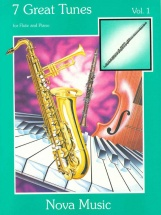 7 Great Tunes Vol.1 - Flute and Piano