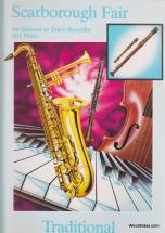 Scarborough Fair - Flute A Bec Soprano Et Piano