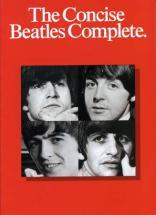 Beatles - Concise Complete - Chant Et Guitare