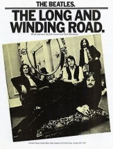 The Beatles The Long And Winding Road - Pvg