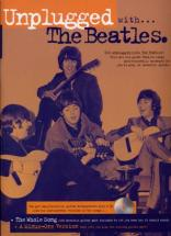 Beatles - Unplugged With + Cd - Guitar Tab