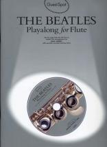 Guest Spot Avec Cd : The Beatles Playalong For Flute