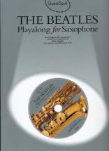 Guest Spot - The Beatles Pour Saxophone + Cd