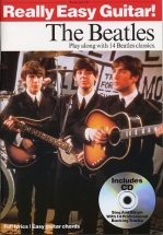 The Beatles - Really Easy Guitar - Guitar Tab