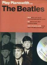Play Piano With... The Beatles + Cd
