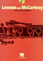 Lennon And Mccartney Solos - For + Cd - Clarinet