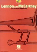 Lennon And Mccartney Solos - For + Cd - Trombone