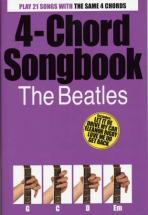 Beatles - 4 Chord Songbook - 21 Songs - Paroles Et Accords