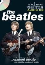 Play Along Guitar Audio Cd : The Beatles - Guitare Tab