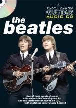 Play Along Guitar Audio Cd : The Beatles - Guitare Tab