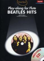 Beatles - Guest Spot Beatles Hits + Cd - Flute