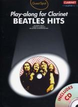 Beatles - Guest Spot Beatles Hits + Cd - Clarinette