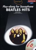 Beatles - Guest Spot Beatles Hits + Cd - Saxophone