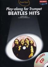 Beatles - Guest Spot Beatles Hits + Cd - Trompette