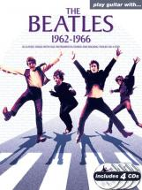 Beatles (the) - 1962-1966 Play Guitar With + 4 Cd - Guitare Tab