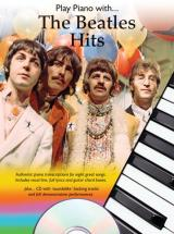 Beatles The - Play Piano With The Beatles Hits + Cd - Piano