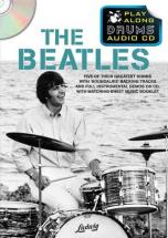 Beatles - Play Along Drums Audio + Cd