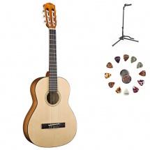 Fender Esc105 Natural + Housse + Accessoires