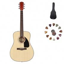 Fender Cd 60 Natural V2 + Accessoires