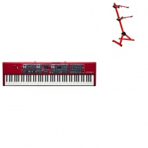 Nord Pack Nord Stage 3 88 Touches + Stand Qk0295r Quiklok