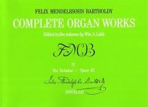 Little William A - Complete Organ Works - 4 - Organ