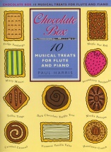 Harris Paul - Chocolate Box - 10 Musical Treats For Flute and Piano