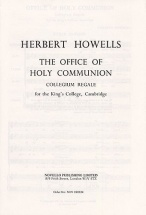 The Office Of Holy Communion - Choral
