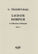 Laudate Dominum, Book I - A Collection Of Introits - Satb