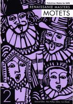 Palestrina - Motets For Satb Renaissance