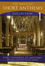 Hill David - The  Short Anthems Collection - Pt. 1 - Choral