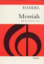 Ebenezer Prout - Handel Messiah Prout Vocal Score Paper - Satb