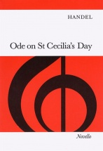 Haendel G.f. - Ode On St Cecilia
