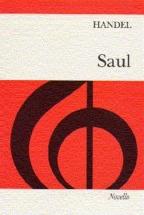 Haendel Georg Friedrich - Haendel - Saul.chant/piano