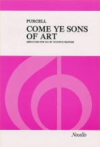 Come Ye Sons Of Art - Ode For The Birthday Of Queen Mary 1694 Arranged For Ssa And Piano