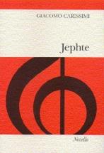 Beat Janet - Jephte - Organ Accompaniment