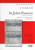 Bach J.s. - Bach St. John Passion - Vocal Score
