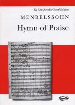Mendelssohn F.b. - Hymn Of Praise - Vocal Score