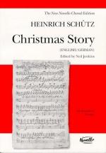Heinrich Schutz - Christmas Story Sop - Bass Voice