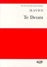 Haydn Te Deum Chor