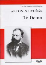 Dvorak A. - Te Deum - Vocal Score