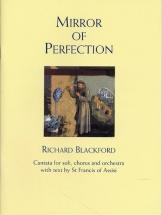 Blackford Richard - Mirror Of Perfection - Vocal Score