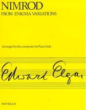 Elgar Edward - Nimrod From Enigma Variations Op.36 - Piano Solo