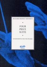 Bennett -  4 Piece Suite - 2 Pianos