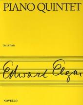 Piano Quintet - Op 84 - Piano Chamber