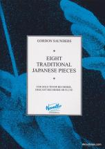Saunders Gordon - Eight Traditional Japanese Pieces
