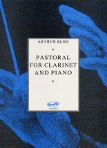 Pastoral For Clarinet And Piano